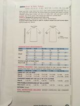 Kwik Sew 2654 Wrap Robes Children Boy Girl Sewing Pattern Size XS-XL Uncut image 5