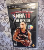Nba 10: The Inside (Sony Psp, 2009)=NEW Sealed Fast Free Shipping== - $8.45