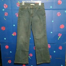 Levis Perfectly Slimming Boot Cut 512 Size 10 Short - $19.99