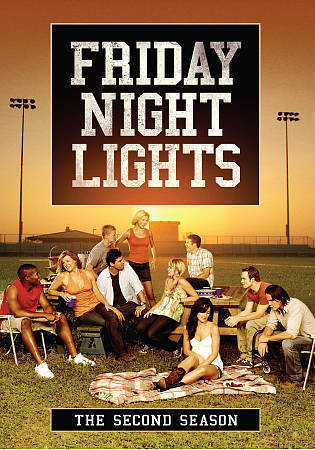 Friday Night Lights - The Complete Second Season 2 (DVD, 3-Disc Set) TV Series