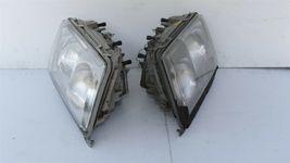 86-93 Mercedes W124 260E 300E 300D 300TE 400E Euro E-Code Headlight Lamps Set LR image 5