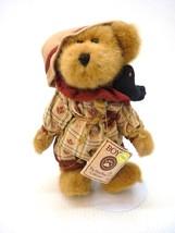 "Boyds Bears ""Rusty Scaredybear"" #94667LB- 10"" Bear- Longaberger Exclusive - New - $34.99"