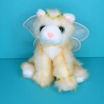 """Aurora Catapillers Small Butterfly Kitty Cat Kitten 6"""" Plush Sharon Lea ... - $24.95"""