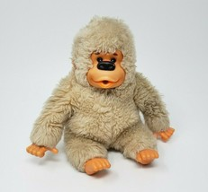 "8"" VINTAGE RUSS BERRIE GONGA CREME THUMB SUCKING MONKEY STUFFED ANIMAL P... - $28.05"
