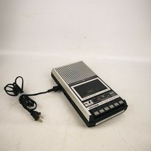 Vintage GE General Electric 3-5152B Portable Cassette Tape Recorder Player - $22.99