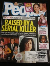 PEOPLE MAGAZINE JANUARY 22 2018 PRINCESS CHARLOTTE CHIP & JOANNA OPRAH NEW - $9.99