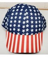 New Patriotic USA American United States Flag Stars Stripes Baseball Cap... - $7.91