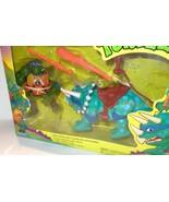 TMNT 1992 ✰ Cave Turtle Leo & His Dingy Dino ✰ ✰ Boxed Ninja Turtles  ✰✰... - $225.00