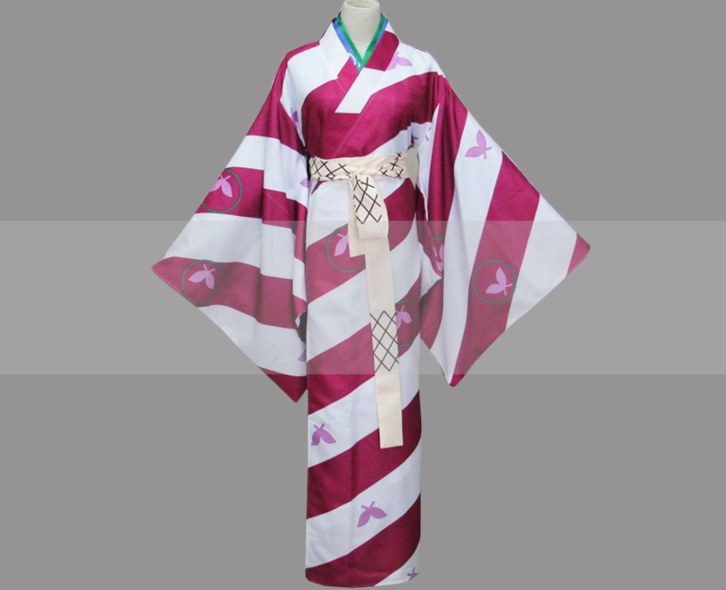 Inuyasha kagura cosplay costume for sale