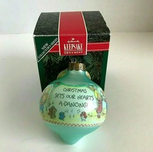 Hallmark Keepsake Betsey's Country Christmas Ornament Collector's Series 1992 - $11.99
