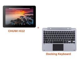 Chuwi Hi12 Windows 10 + Android 5.1 Dual OS 4GB RAM 64GB ROM HDMI 12 inc... - $355.75