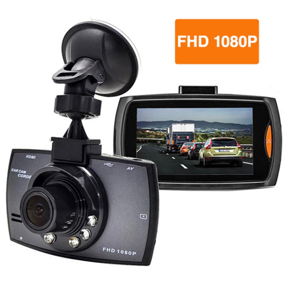 Boytone Dash Cam, with 16GB Micro SD Card Included, Full HD 1080P Monitor Dash C