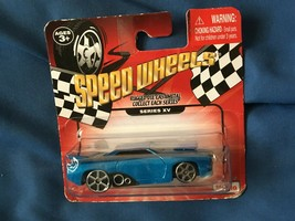 Speed Wheels Maisto Series XV Die Cast Metal *New on card u1 - $5.99