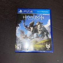 Horizon Zero Dawn 1st Edition Promotional Copy Blue Box PlayStation 4 PS4 2017 - $37.25