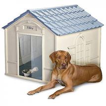 Outdoor Dog House Pet Puppy Shelter Bed Large Deluxe Doghouse Kennel - $99.99