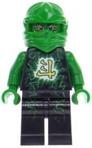 LEGO Ninjago Minifigur Lloyd Airjitzu with two weapons out of set 70590  - $23.70