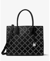 MICHAEL KORS Mercer LARGE CONVERTIBLE TOTE Grommeted Tote handbag purse NWT - $158.39