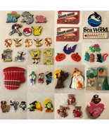 Refrigerator Magnets Vintage Fridge Halloween Christmas Kids Avon GIFTCO... - $4.99+
