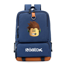 Roblox Theme Backpack Schoolbag Daypack Bookbag - $39.37 CAD