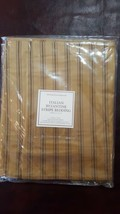 "NWOT (Set of 2) Restoration Hardware ""Byzantine Stripe"" King Pillow Shams  - $78.21"