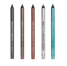 Gosh Metalic Eyes Eye Pencil Eyeliner Waterproof Lasts up to 24 h 5 shades - $11.49