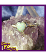 Love & Money Heart Ring! Live Your Best Life! Magick Metaphysical Ring! haunted - $49.99