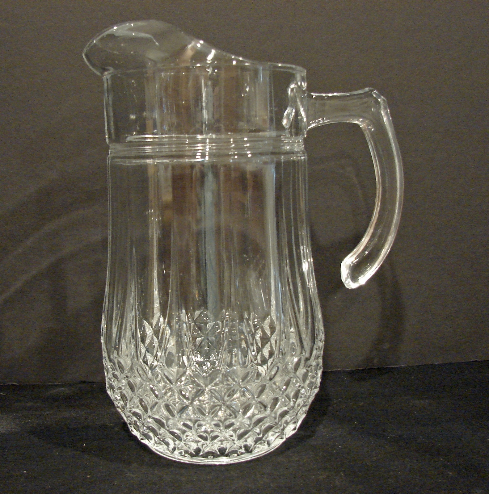 Primary image for Cristal D'Arques Longchamps Crystal Pitcher
