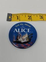 Alice In Wonderland Hallmark 1999 Gene Wilder Whoopi Goldberg Movie Prom... - $14.10