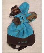 Hot Shot RealTree Blue Camo Lil Hunter Hat And Mittens Set Youth Size 2T-4T - $7.82
