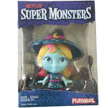 Netflix Super Monsters KATYA SPELLING Collectible 4-inch Figure - Playskool New - $8.88