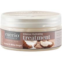 Cuccio Naturale Coconut  White Ginger Intense Hydrating Treatment 8oz - $35.98