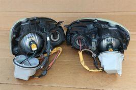 03-04 Nissan Altima Xenon HID Headlight Head Light Lamps Set L&R - POLISHED image 7