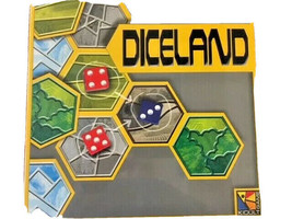 DICELAND - BIG BOX -=NEW=- Kidult Games - $16.95