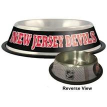 New Jersey Devils Pet Bowl - $12.87
