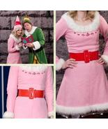 Pink Jovie Elf Costume, Elf Jovie Costume, Jovie Outfits for Christmas - $89.00