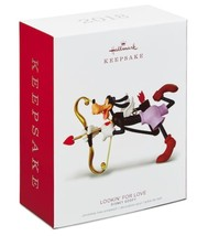 Hallmark: Lookin' For Love - Disney Goofy as Cupid Valentine - Keepsake 2018 - $14.84