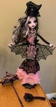 Monster High Adult Collector Limited Edition Draculaura Doll Accessories... - $238.32