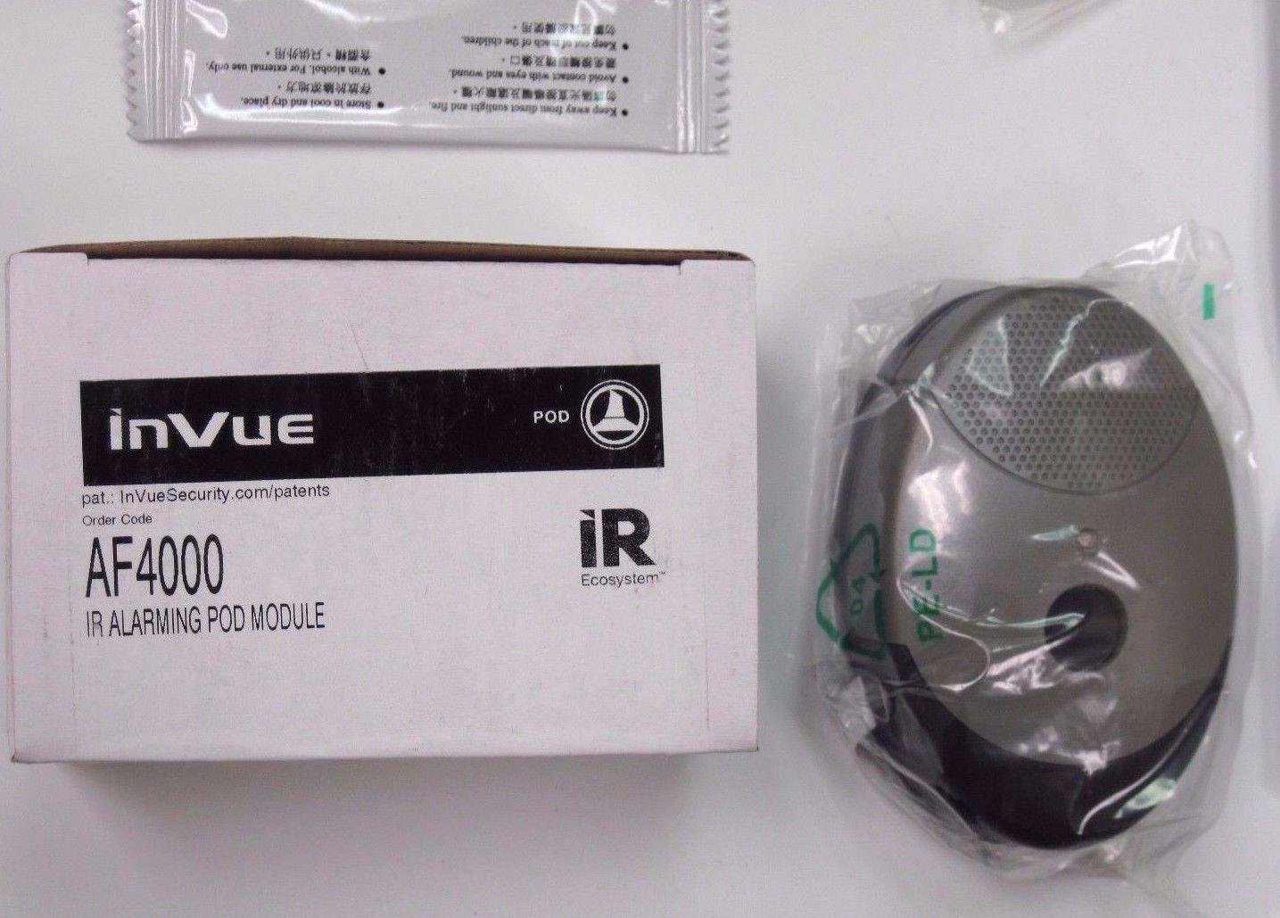 New InVue security system AF4000 IR Alarming and 14 similar