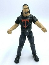 WWE Titan Tron Live Undertaker Ministry Darkness Action Figure Black Red... - $9.99