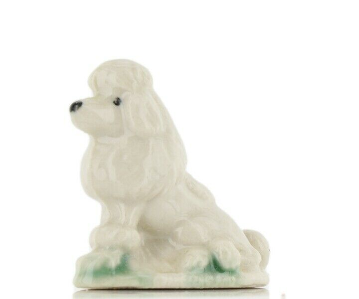 Wade Whimsies Porcelain Miniature Poodle