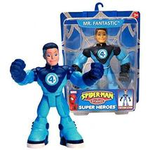 Marvel Year 2006 Spider-Man & Friends Super Heroes Series 6 Inch Tall Figure - M - $44.99