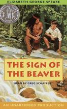 The Sign of the Beaver [Feb 01, 2000] Speare, Elizabeth George and Schaffert, Gr