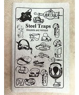 """Book-Vance - Steel Traps """"Obsolete and Antique"""" Traps  Trapping  Duke - $15.69"""