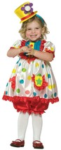 Toddler Girl 3T-4T /NWT Colorful Clown Costume by Rasta Imposter/NWT - ₨1,892.93 INR