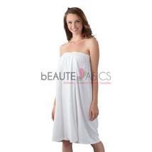 Womens Terry Spa Body Wrap Facial Salon Bath Gown Non-Pilling Fabric (AG... - $20.68