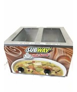 DUKE CSW-2-T-AM Double Electric Soup Warmer Commercial Dry Well Warmer S... - $165.00