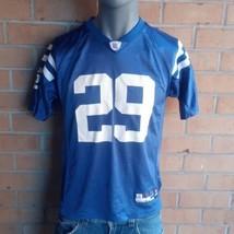 Reebok Indianapolis Colts #29 Joseph Addai Youth Large 14-16  NFL BLUE  ... - $21.78