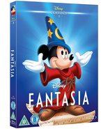 FANTASIA Disney (1940) Blu-Ray BRAND NEW (USA Compatible) - $16.99