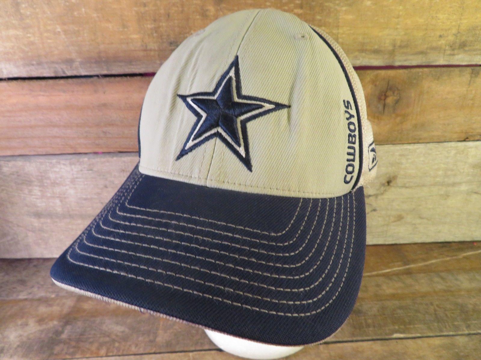 908d18f37 Dallas Cowboys Flex Reebok Nfl Football Hat and 50 similar items. S l1600