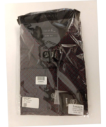 Isaac B Slim Fit Dress Shirt Burgandy XXL New In Package - $40.00